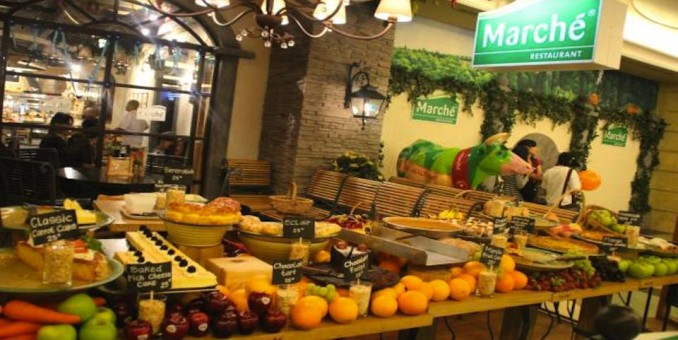 New Marché® Restaurant to Open at Grand Indonesia Shopping Town Jakarta by Christmas 2010