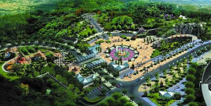 Jeju Global Education City:An International Education Haven