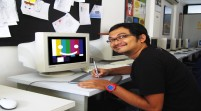 Wahyu Aditya: Building Entrepreneurship with an Eye on British Animation