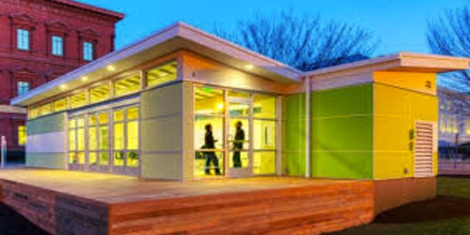 More Sustainable Buildings for Healthier Environment