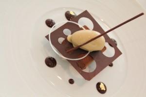 ARS-Le carre velours chocolat