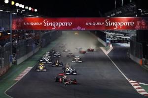 2010 FORMULA 1 SINGAPORE GRAND PRIX: Boosting the Formula for Fun