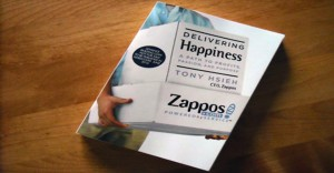 Delivering Happiness by Tony Hsieh, CEO Zappos.com