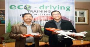 TNT Express takes Transjakarta to Reduce C02 Emission