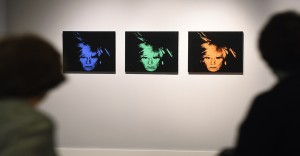 $30.1 million for Andy Warhol's 'selfie'