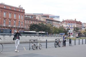 A Day in Toulouse