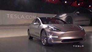 Mobil Listrik Murah Tesla Model 3 Siap Diluncurkan