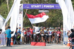 Challenges Like No Other at Tanjung Lesung Cross-road Triathlon