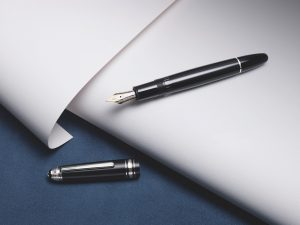 Montblanc for UNICEF Collection: Passing on the Gift of Writing