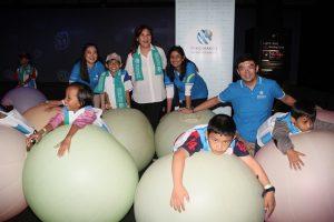 Tokio Marine Ajak Anak-anak Yayasan Kanker Anak Indonesia Bergembira di TeamLab