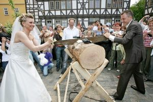 7 Most Bizarre Wedding Traditions