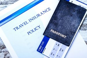 Safe travel means holding a travel insurance policy