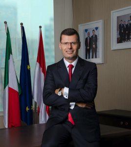 Dr. Alessandro Liberatori:  Strengthening Ties