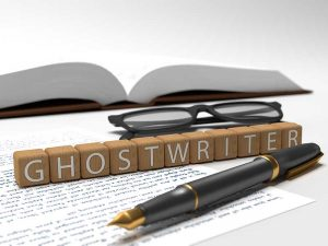 To Ghostwrite or Not to Ghostwrite