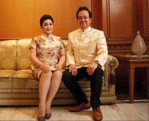 Daud Dharma Salim & Christina Sudjie: A Visionary Couple