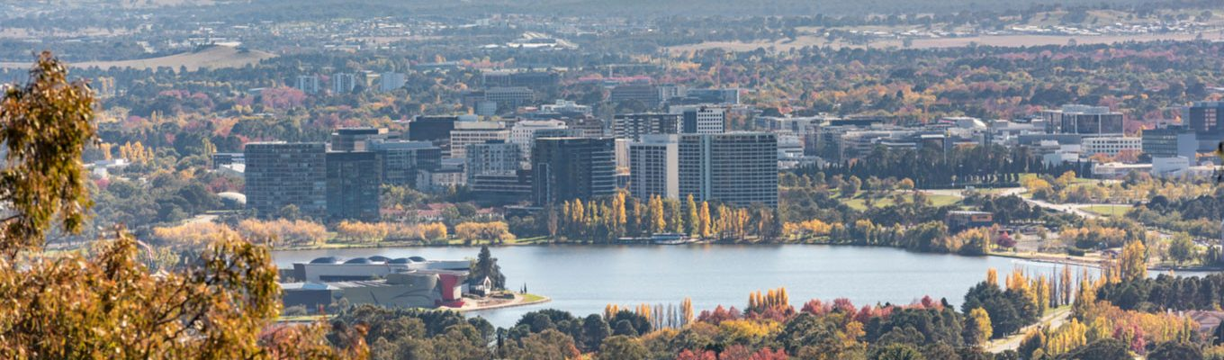 To build world's best-ever capital, copy Canberra