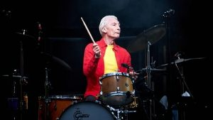 Charlie Watts: The heartbeat of the Rolling Stones
